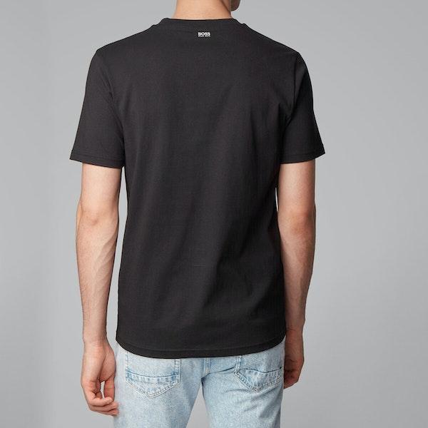 BOSS PVC-Free Lion Animal Print Kortermet t-skjorte