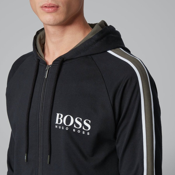 Chaqueta BOSS Authentic Hooded