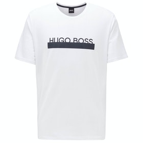 BOSS Identity Top - White