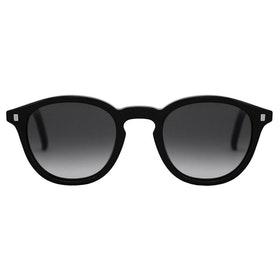 Occhiali da Sole Monokel Nelson - Black Gradient Grey Lens