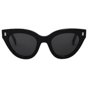 Occhiali da Sole Monokel Neko - Black Grey Solid