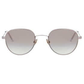 Occhiali da Sole Monokel Rio - Gold Gradient Brown Lens