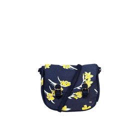 Animal Chance Womens Messenger Bag - India Ink Blue