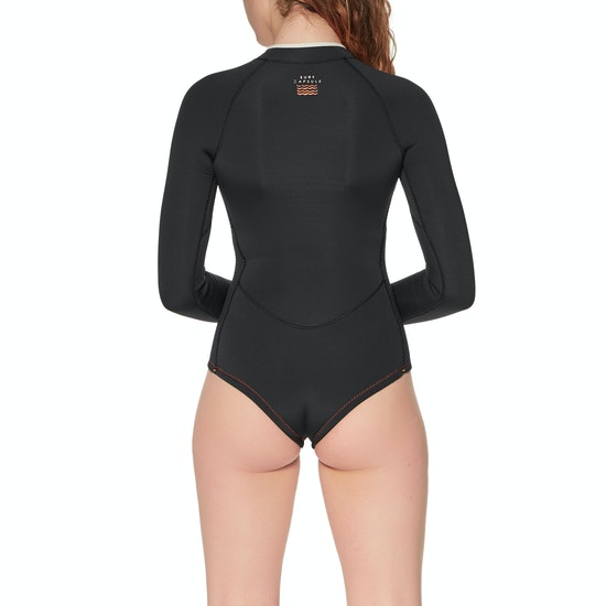 Billabong 2mm Eco Salty Dayz Long Sleeve Shorty Wetsuit