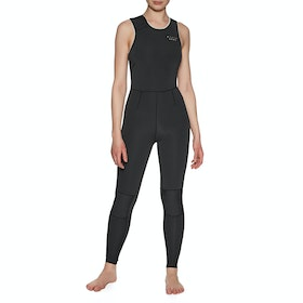 Billabong 2mm E-Sol Sistah Long Jane Wetsuit - Onyx