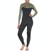 Billabong 4/3mm Salty Dayz Chest Zip Womens Wetsuit