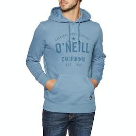 O'Neill Lm Piru Pullover Hoody - Walton Blue