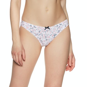 Superdry Super Standard Womens Brief - Ditsy Multipack