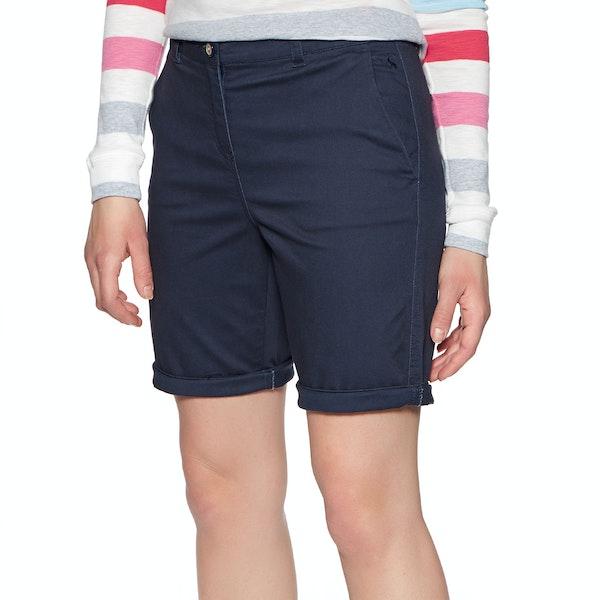 Joules Cruise Long Dame Shorts