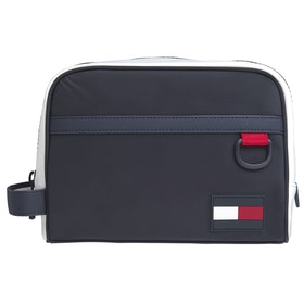 Tommy Hilfiger Sportswear 1 Men's Wash Bag - Sky Captain