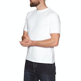 Oliver Sweeney Palmela Men's Short Sleeve T-Shirt - White