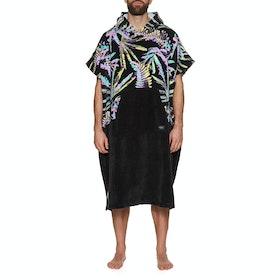 Changing Robe Rip Curl Hopper Poncho - Black