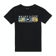 Quiksilver Distant Fortune Boys Short Sleeve T-Shirt
