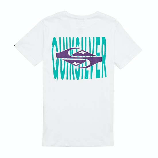 Quiksilver Either Way 半袖 T シャツ