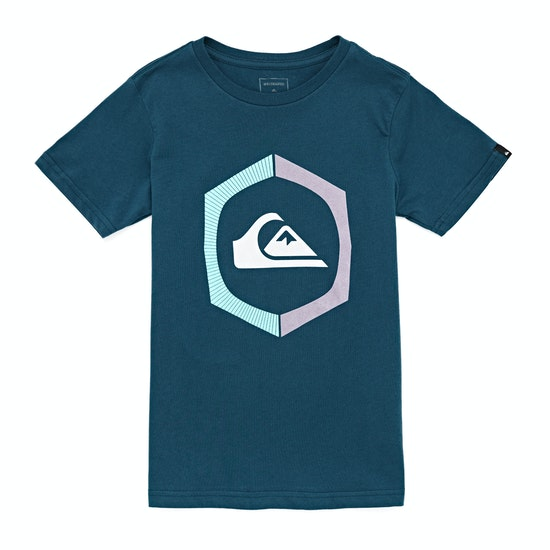 Quiksilver Sure Things Youth Boys Short Sleeve T-Shirt