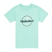 Quiksilver Words Remain II Boys Short Sleeve T-Shirt
