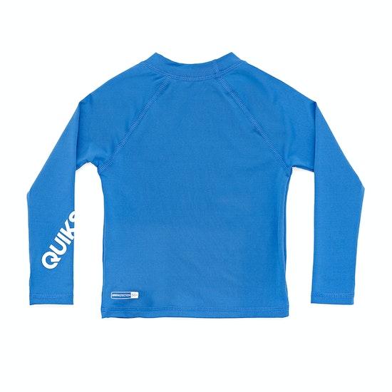 Quiksilver All Time UPF 50 Boys Rash Vest