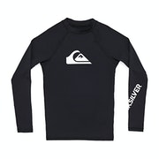 Quiksilver All Time Long Sleeve Boys Rash Vest
