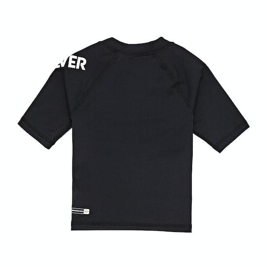 Licra Boys Quiksilver All Time Short Sleeve