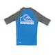 Quiksilver On Tour Short Sleeve Boys Rash Vest
