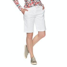 Joules Cruiselong Dame Shorts - Bright White
