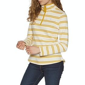 Sudadera Mujer Joules Fairdale - Gold Stripe