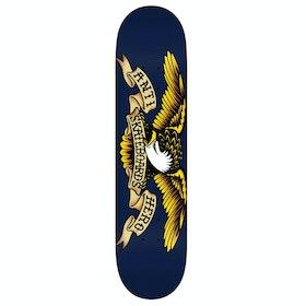 Anti Hero Classic Eagle 8.5 Inch Skateboard Deck - Blue