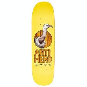 Anti Hero Beres Scavengers Skateboard Deck - Yellow