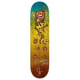 Anti Hero Daan Grimplechimp Skateboard Deck - Multi
