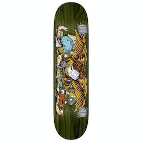 Planche de Skateboard Anti Hero Pumping Feathers - Multi