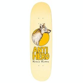Planche de Skateboard Anti Hero Russo Scavengers - Yellow