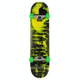 Skateboard Creature Complete Mutant - Black Green