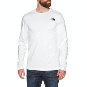 T-Shirt à Manche Longue North Face NF - TNF White