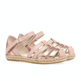 UGG Matilde Metallic Sandals - Cameo Rose