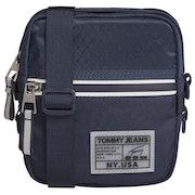 Tommy Hilfiger Surplus Logo Diamond Contrast Reporter Herren Messenger-Tasche