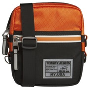 Tommy Hilfiger Surplus Logo Diamond Contrast Reporter Men's Messenger Bag