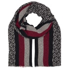 Tommy Hilfiger Iconic Signature Tape Monogram Dames Sjaal