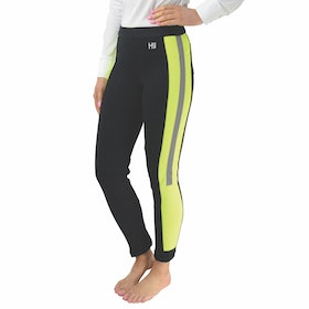 Hy Viz Reflective Damen Jodhpurs - Yellow Black