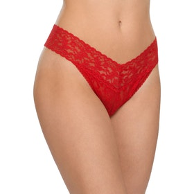 Hanky Panky Original Rise Thong Women's Knickers - Red