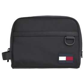 Tommy Hilfiger Sportswear 1 Men's Wash Bag - Black
