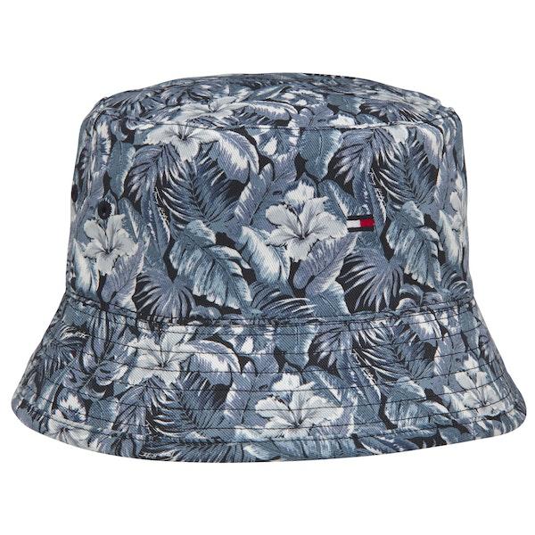 Tommy Hilfiger Flag Reversible Bucket Hat