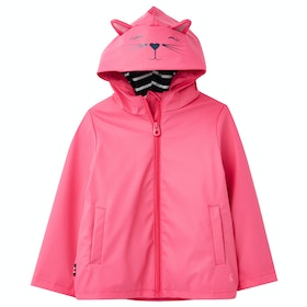 Joules Riverside Girl's Jacket - Pink