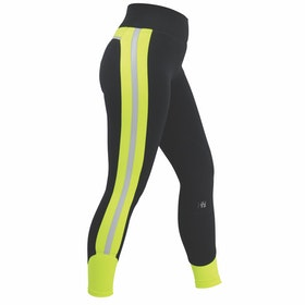 Hy Viz Reflective Damen Riding Breeches - Yellow Black