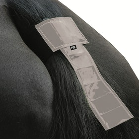 Hy Viz Silva Tail Reflective Band - Silver