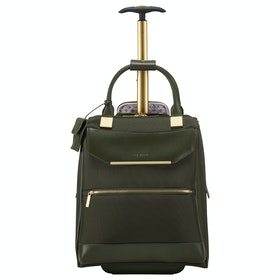 Bagaglio Donna Ted Baker Albany Business Trolley Case - Olive