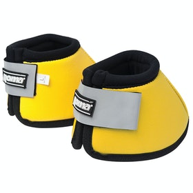 Roma Reflective No-Turn Bell Springglocke - Yellow