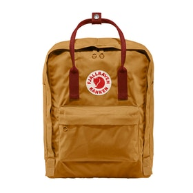 Fjallraven Kanken Classic Backpack - Acorn-ox Red