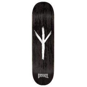 Planche de Skateboard Creature Powerply Baekkel - Divine Black