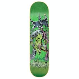 Creature Vx Battlion Skateboard Deck - Green