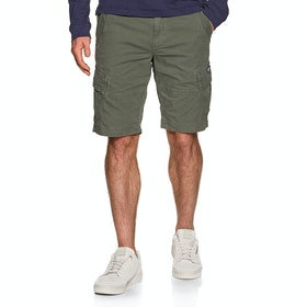 Superdry Core Cargo Shorts - Draft Olive